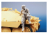 CMK figurine f35370 Fantassin allemand porté sur le Hetzer 1944/45 1/35