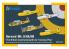 Special Hobby maquette avion 72447 Harvard Mk.II/IIA/IIB Le plan d'entraînement aérien du Commonwealth britannique 1/72