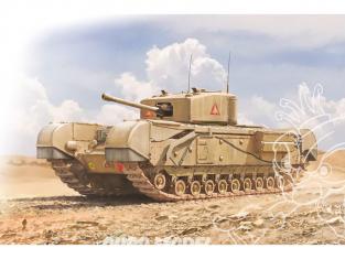 Italeri maquette militaire 7083 Churchill Mk. III 1/72