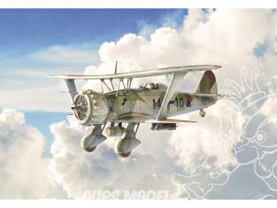 Italeri maquette avion 2819 HENSCHEL HS 123 1/48