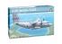 Italeri maquette avion 1450 C-27J SPARTAN / G.2221/72