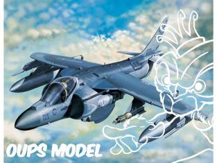 Trumpeter maquette avion 02286 AV-8B Harrier II 1/32