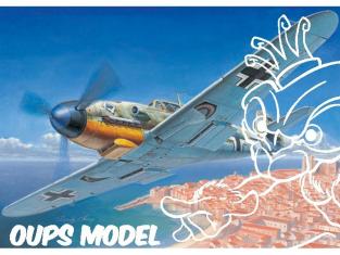Trumpeter maquette avion 02292 MESSERSCHMITT BF 109F-4 1/32