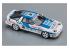 Hasegawa maquette voiture 21142 Minolta Supra Turbo A70 1988 Inter TEC 1/24
