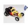 LINDBERG maquette voiture 73043 Flat Dragster 1/12