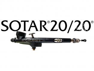 Badger 2020-2F Aerographe double action Sotar 2020 Fine