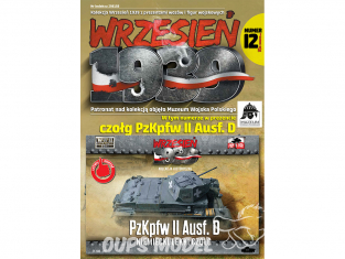 First to Fight maquette militaire pl012 Pz. Kpfw. II Ausf. D 1/72
