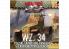 First to Fight maquette militaire pl007 Samochód pancerny wz. 34 WZ.34 polonais voiture blindé 1/72