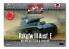 First to Fight maquette militaire pl014 PzKpfw III Ausf. E Char moyen allemand 1/72
