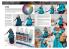 Ak Interactive livre Learning Series 12 AK521 Peindre des figurines féminines en Espagnol