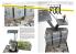 Ak Interactive livre Wornart Collection 3 AK4905 Tchernobyl en Anglais / Espagnol
