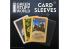 Green Stuff 508765 Pochettes de Cartes Mini Européen 44x68mm