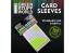 Green Stuff 508703 Pochettes de Cartes Standard 64x89mm