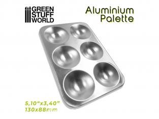 Green Stuff 508581 Palette Rectangulaire de Mélange