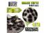 Green Stuff 501635 Touffes d'herbe 6mm Auto-Adhésif BRÛLÉ