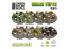 Green Stuff 501628 Touffes d'herbe 6mm Auto-Adhésif Vert clair