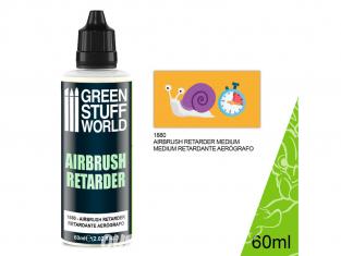 Green Stuff 502398 Retardateur Pinceau 60ml