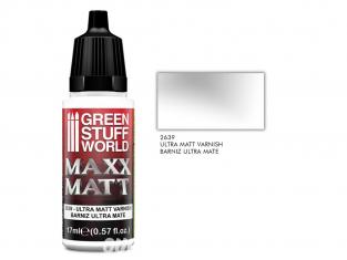 Green Stuff 509984 Vernis Maxx Mat Ultramat 17ml