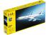 Heller maquette avion 56452 STARTER KIT Boeing B707 inclus peintures principale colle et pinceau 1/72