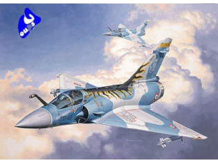 revell maquette avion 64366 mirage 200C Model Set 1/72