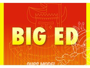 EDUARD photodecoupe avion Big33134 P-40M Partie 2 Trumpeter 1/32