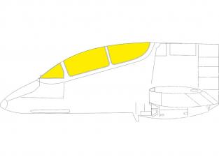 Eduard Express Mask EX788 IA-58A Pucara Kinetic 1/48