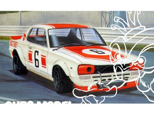 ARII maquette voiture 51005 Nissan Skyline KPGC10 1/32
