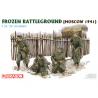 dragon maquette militaire 6190 Champ de bataille gelé Moscou 1941 1/35