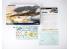 EDUARD maquette avion 84130 MiG-21Bis WeekEnd Edition 1/48