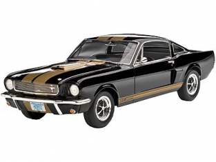 Revell maquette voiture 67242 Shelby Mustang GT 350 H Model Set