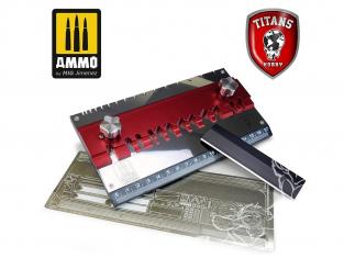Mig Titans Hobby TTH001 Testarossa Plieuse photodécoupe