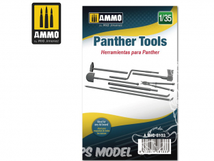 Ammo Mig accessoire 8133 Outils Panther 1/35