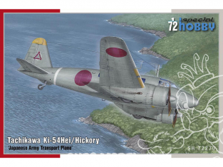 Special Hobby maquette avion 72270 Tachikawa Ki-54Hei Hickory 1/72