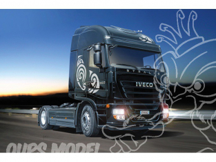 ITALERI maquette camion 3869 IVECO Stralis Active Space 1/24