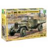 Zvezda maquette militaire 3529 Camion soviétique ZiS-5V 1/35