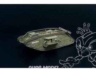 Brengun accessoire diorama BRS144056 Mark IV Male 1/144