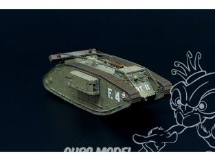 Brengun accessoire diorama BRS144057 Mark IV Female 1/144