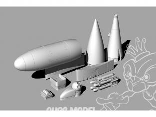 Brengun kit amélioration avion BRL48150 KC-130J Harvest Hawk 1/48