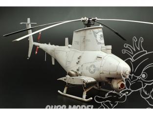 Brengun armement helicoptére BRL32042 MQ-8B Fire scout 1/32
