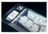 Hauler accessoires diorama HLX48400 Provisions militaires en resine 1/48