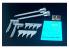 Brengun accessoire avion BRL48151 AGM-88 Harm 2pieces 1/48