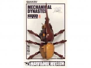 Suyata maquette MM001 Dynastes mécaniques