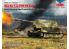 Icm maquette militaire 35339 Marder I sur chassis FCM 36 Canon automoteur antichar allemand WWII 1/35