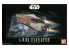 Revell maquette Star Wars 01210 BANDAI A-wing Starfighter 1/72