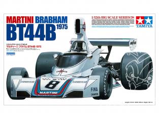 TAMIYA maquette voiture 12042 Brabham BT 44B 1975 1/12