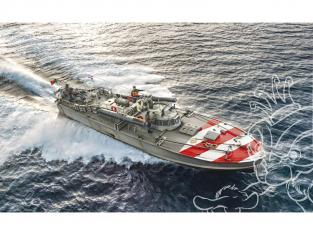 Italeri maquette bateau 5626 M.A.S. 563/568 avec equipage 1/35