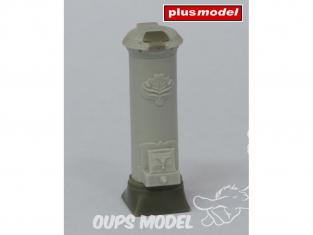 Plus Model Diorama EL069 Poêle rond 1/35