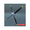 Plus Model AL7041 Hélice pour PBM 5 Mariner 1/72