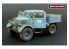 Plus Model Diorama 534 WOT 3 Tructor en resine 1/35