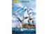 Heller maquette bateau 58897 STARTER KIT HMS Victory inclus peintures principales colle et pinceau 1/100
